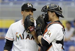 Alex Sanabia, Rob Brantly