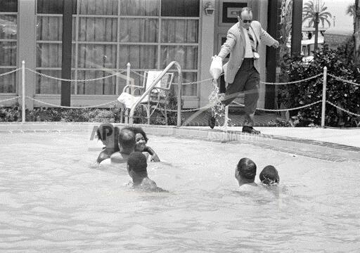 Civil Rights Swimming Pool