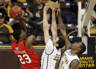 San Diego St Wyoming Basketball