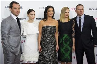 Jude Law, Rooney Mara, Catherine Zeta-Jones, Channing Tatum, Vinessa Shaw