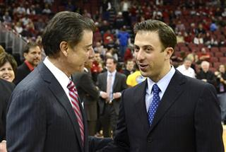 Rick Pitino  Richard Pitino