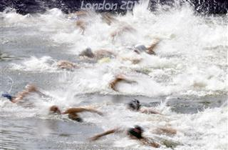 London Olympics Swimming Men