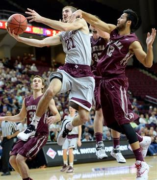 Montana vs Texas A M basketball