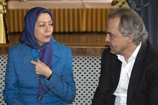 Switzerland Iran Rajavi