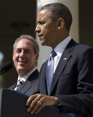 Michael Froman, Barack Obama