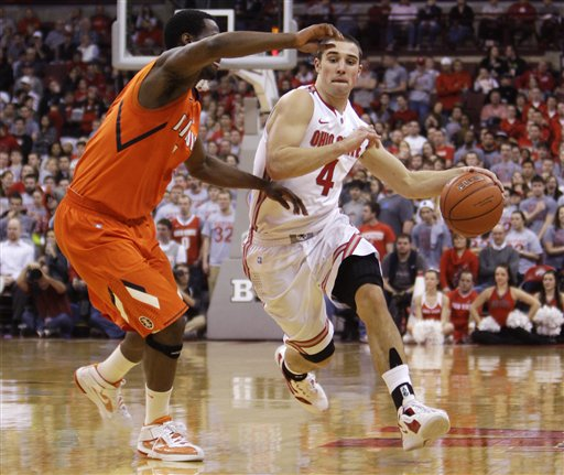 Aaron Craft, D.J. Richardson
