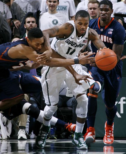 Joseph Bertrand, Keith Appling