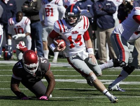 RECAP: OLE MISS VS. ARKANSAS