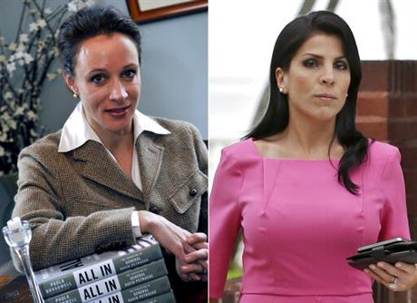 Paula Broadwell, Jill Kelley