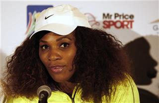South Africa Williams Sisters Tennis