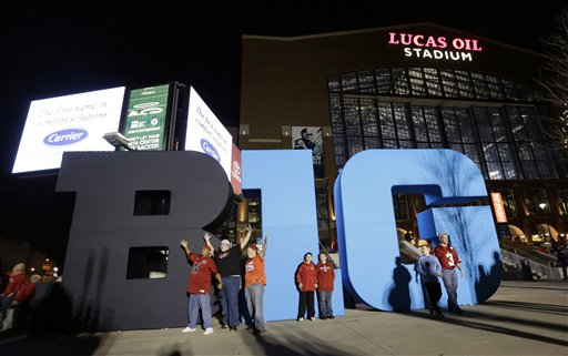 Big Ten Championship Football