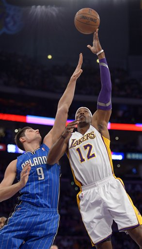 Dwight Howard, Nikola Vucevic