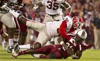Marcus Lattimore, Shawn Williams
