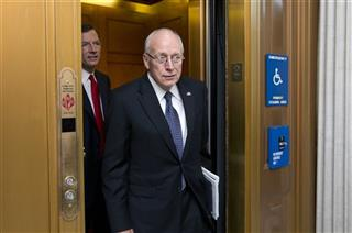 Dick Cheney, John Barrasso