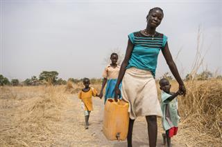 South Sudan Africa Water Woes
