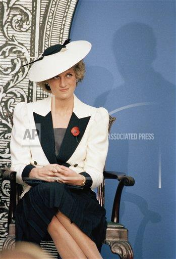 Watchf Associated Press Domestic News  Dist. of Col United States APHS129758 Princess Diana