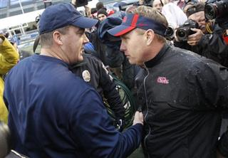 Paul Chryst, Hugh Freeze