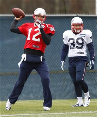 Tom Brady, Danny Woodhead