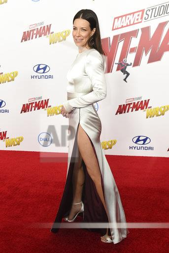 "LA Premiere of ""Ant-Man and the Wasp"""