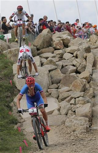 Jaroslav Kulhavy, Nino Schurter, Marco Aurelio Fontana