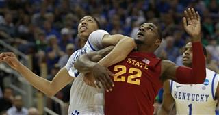 NCAA Iowa St Kentucky Basketball