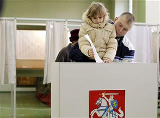 Lithuania Election