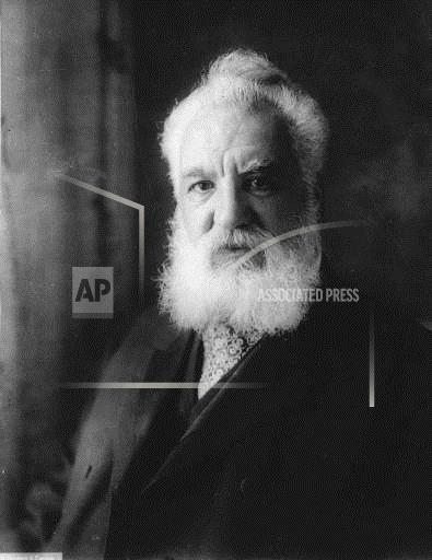 Associated Press Domestic News United States ALEXANDER GRAHAM BELL