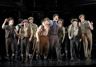 Theater-Newsies