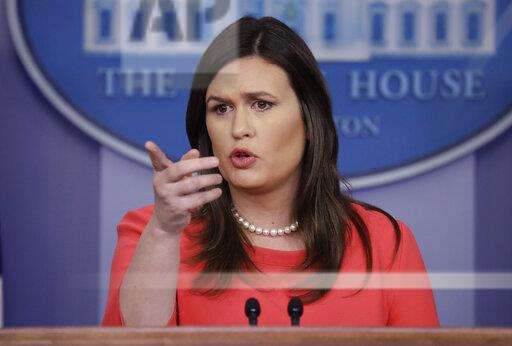 Sarah Sanders Arkansas Governor