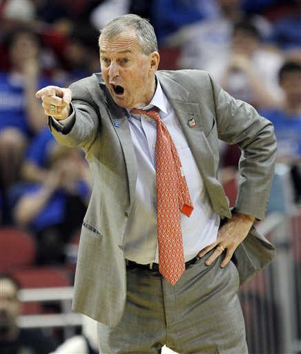 Jim Calhoun