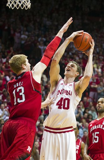 Cody Zeller, Brandon Ubel