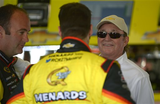 Richard Childress, Paul Menard