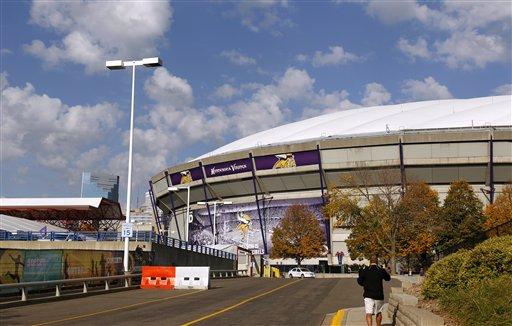 Minnesota Vikings--Mall of America Field