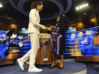 Brittney Griner, Laurel J. Richie