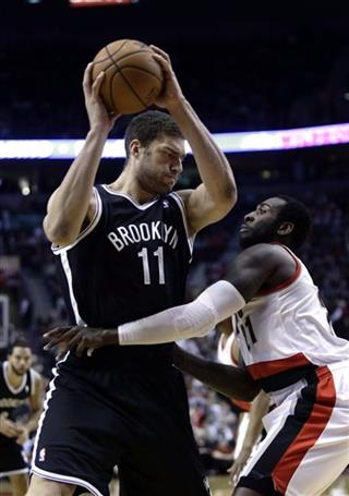 Brook Lopez, J.J. Hickson