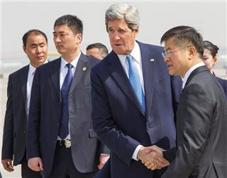 John Kerry, Gary Locke