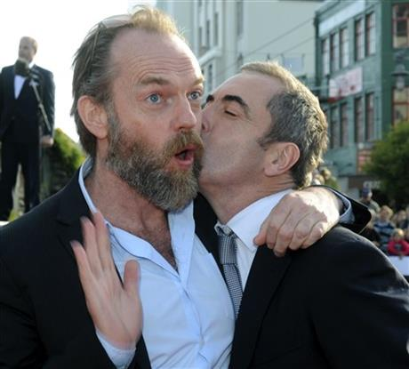 Hugo Weaving, James Nesbitt