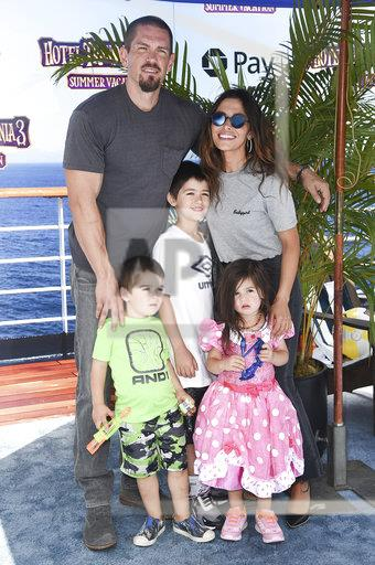 "LA Premiere of ""Hotel Transylvania 3: Summer Vacation"""