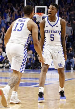 Malik Monk, Isaiah Briscoe