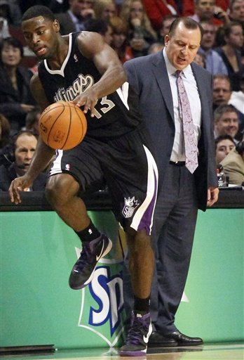 Tyreke Evans, Tom Thibodeau