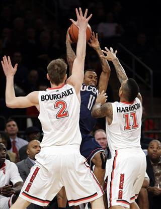 Ryan Boatright, Marco Bourgault, Phil Greene IV