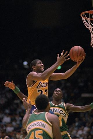 Earvin Magic Johnson 1987