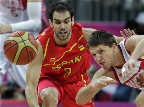 Victor Khryapa, Jose Calderon