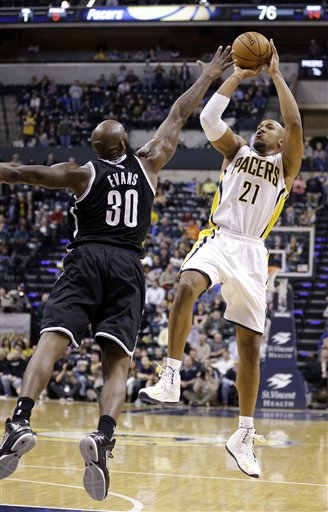 David West Reggie Evans