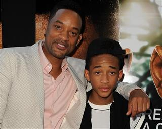 Will Smith,Jaden Smith