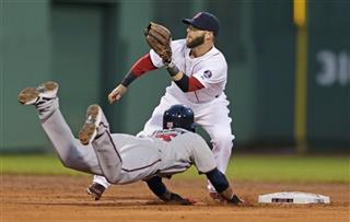 Pedro Florimon, Dustin Pedroia