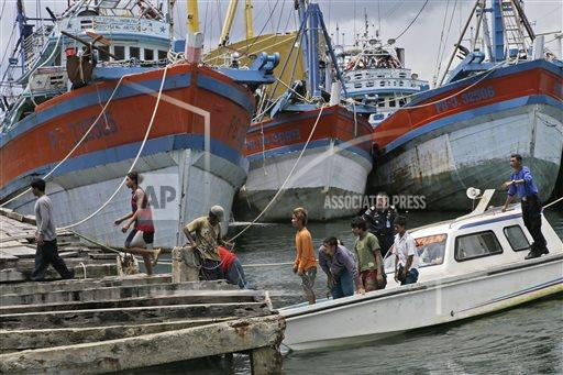 APTOPX Indonesia Seafood From Slaves