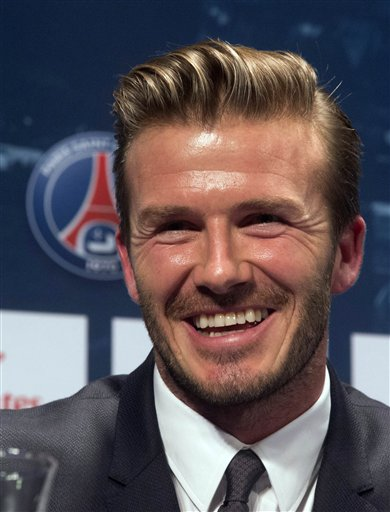 David Beckham