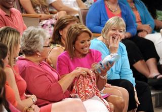 KATIE COURIC, AUDIENCE