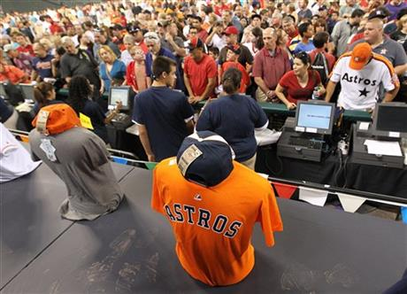 Astros Uniforms Baseball